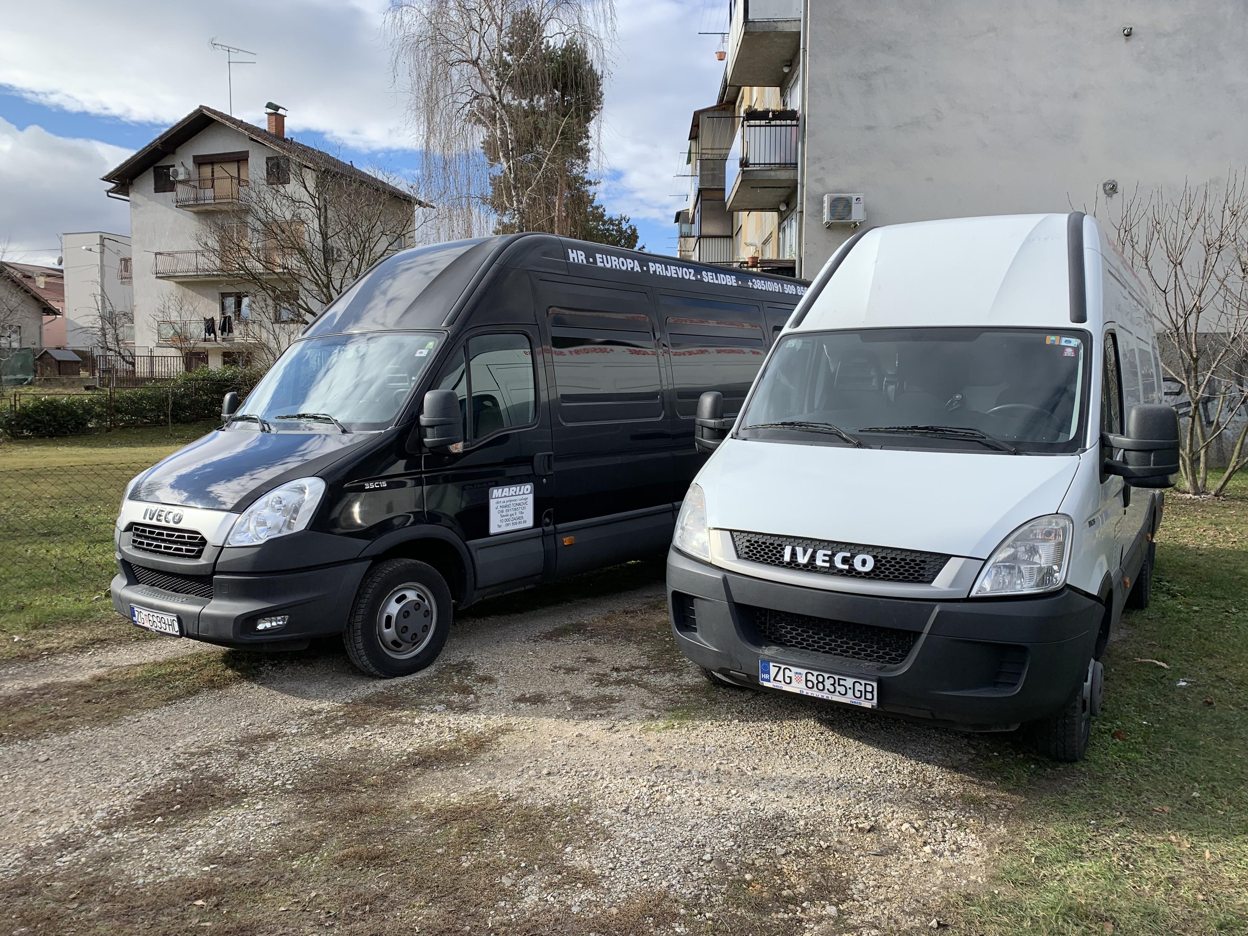 *AKCIJA* Selidbe i prijevoz Europa – Hrvatska