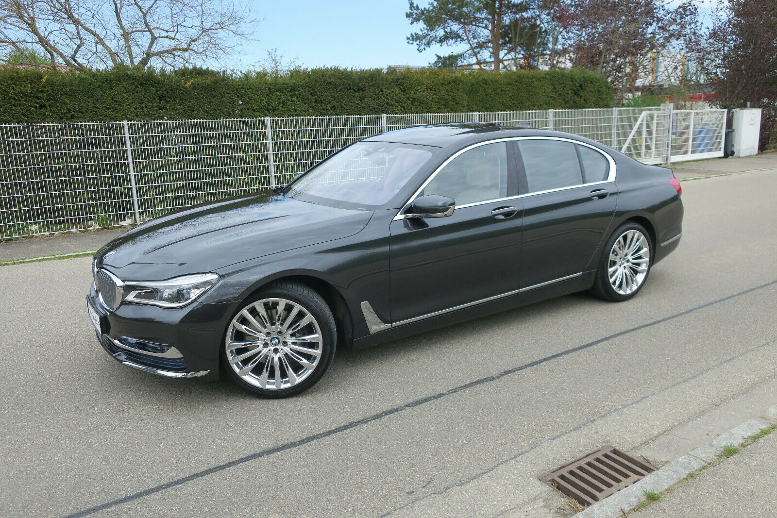 BMW 740 xd