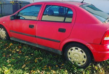 Prodajem Opel Astru u odličnom stanju