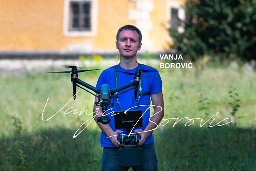 PRIMJENA DRONOVA U SVAKODNEVOM ŽIVOTU