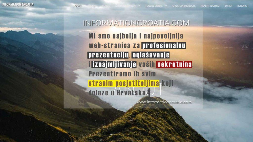 Information Croatia