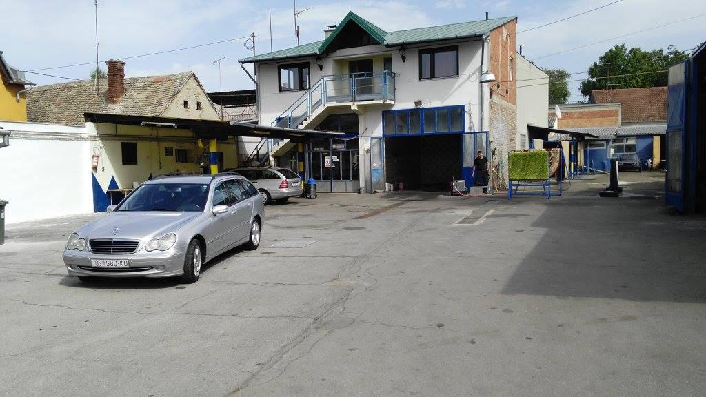 Osijek, autopraonica i radionica, 1.000 m2
