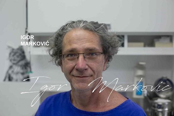 Igor Marković doktor veterine